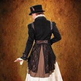 Hyde Park Steampunk Coat