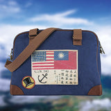 WWII Pilot Bag - Catalina Navy