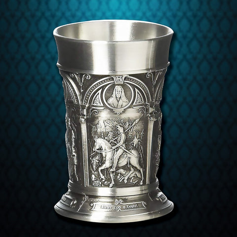 Duerer Pewter Shot Glass