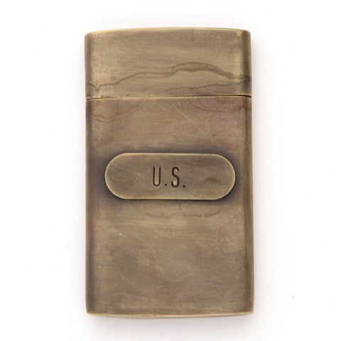 Civil War Map Case - US