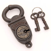 1870's NSW Crab Lock
