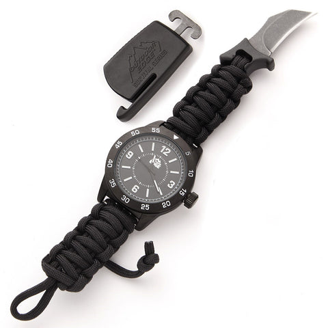 Outdoor Edge ParaClaw CQD Watch