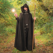 Slayer Hooded Black Cloak