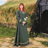 Norse Viking Gown