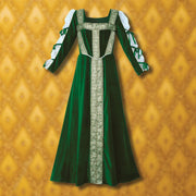 Lady Jane Green Dress