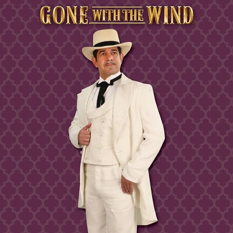 Plantation Coat from 'Gone With The Wind' - Licensed Rhett Butler Costume