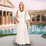 Greek Goddess Gown - costumesandcollectibles