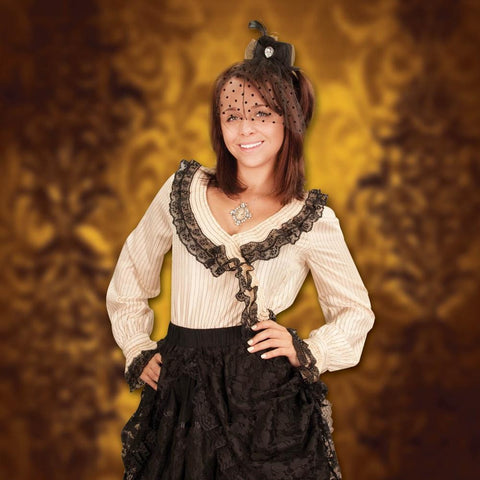 Morning Star Blouse | Steampunk Women's top