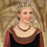 Berengaria Crown by Costumes and Collectibles