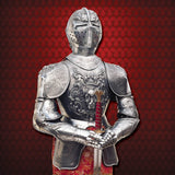 Embossed Carlos V Suit of Armour