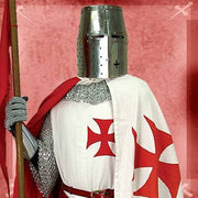Knights Templar Costumes, crusades and Accessories for sale