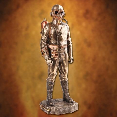 Aeronaut Statue | Costumes and Collectibles