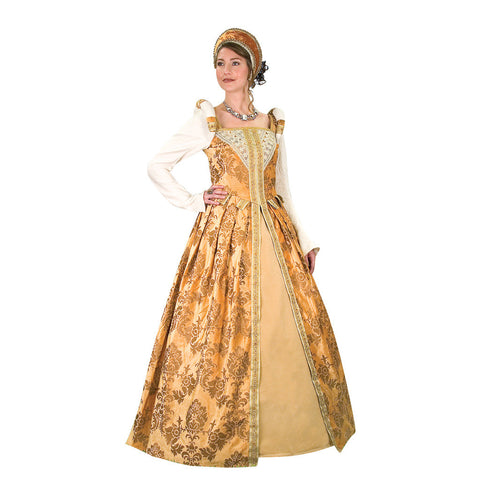 Anjou Gown - costumesandcollectibles