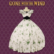 Gone With the Wind 'Barbecue Gown'