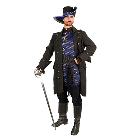 Blackbeard's Coat - Costumes and Collectibles