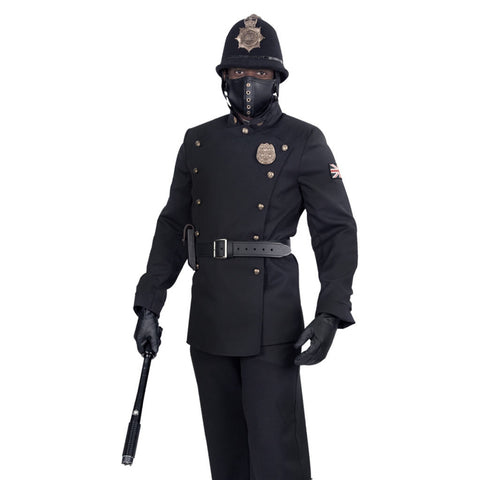 British Police Uniform Coat - Costumes and Collectibles