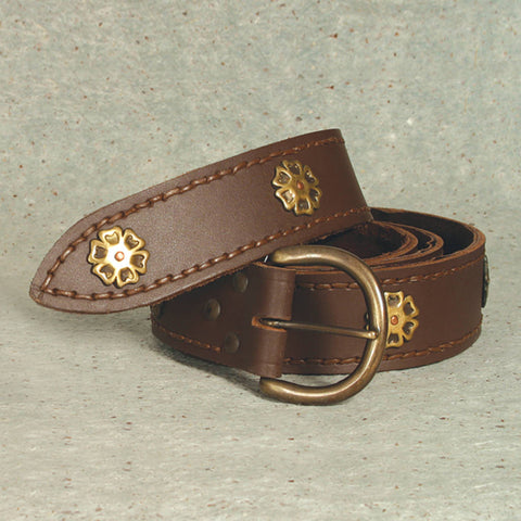 Brown Knightly Belt - costumesandcollectibles