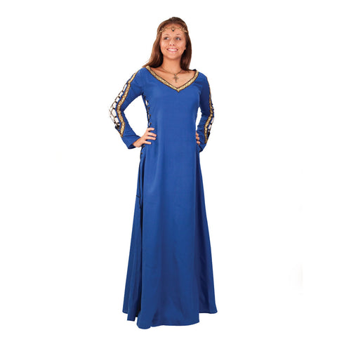 Castleford Gown - Blue