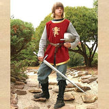 Child's Knightly Tunic & Mail - costumesandcollectibles