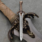 Conan Miniature Father's Sword Letter Opener