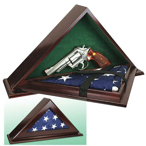 Concealment Flag Case - Costumes and Collectibles
