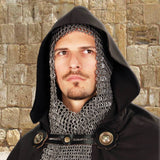 Crusader's Hooded Cape