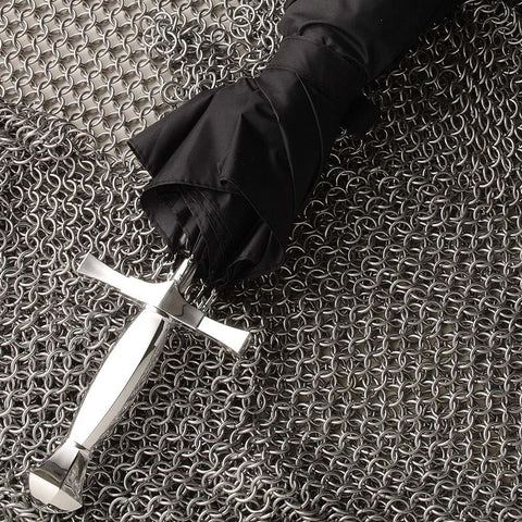 Dagger Hilted Mini Umbrella