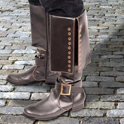 Renaissance Dragoon High Boots