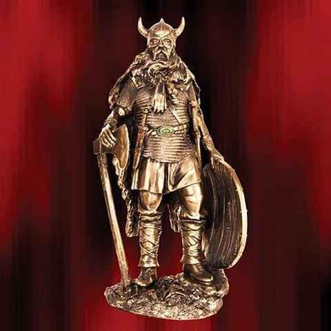 Eric the Red Heroic Viking Statue