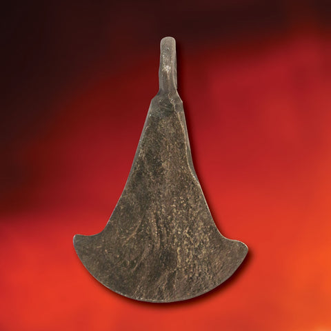 Forged Axe Head Pendant