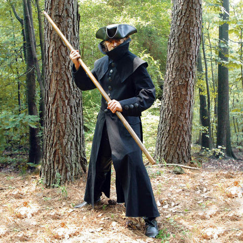 French Highwayman Coat - Costumes and Collectibles