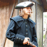 French Highwayman Coat - Renaissance Styled