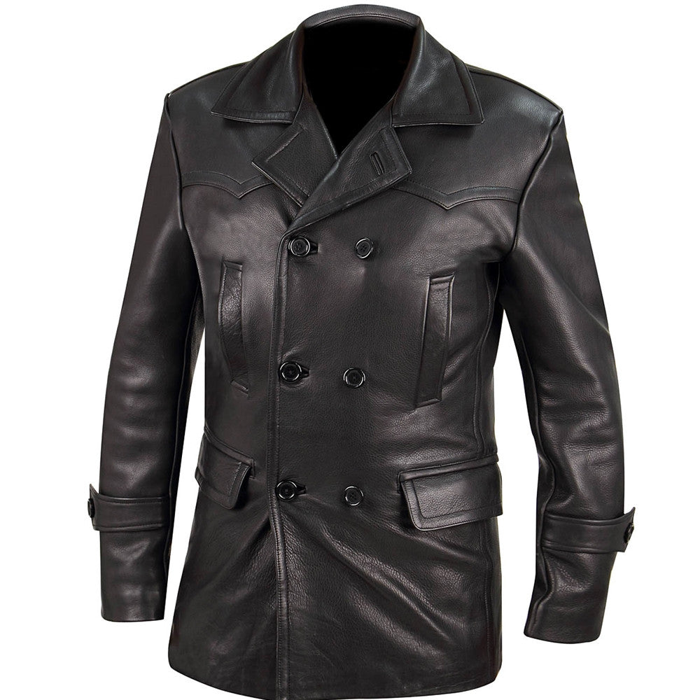 German U Boat Leather Jacket | Costumes and Collectibles