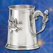 High Seas Pewter Pirate Tankard