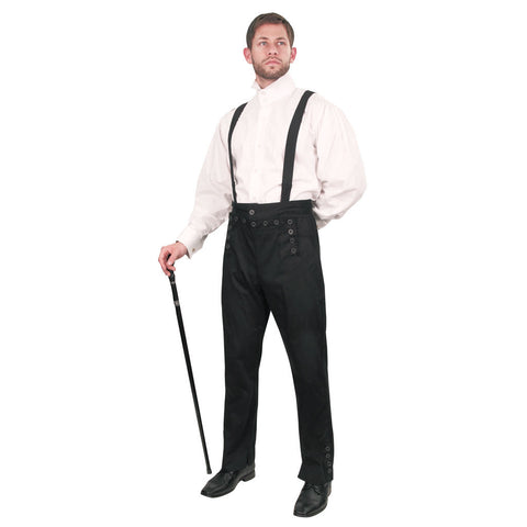 Jalopy Pants with Suspenders - Costumes and Collectibles