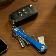 Keysmart Key Holder - Blue