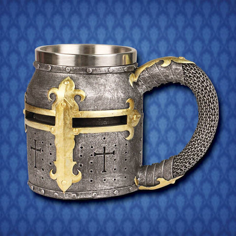Knightly Helmet Mug