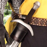 LARP Leather Frog Left Handed - costumesandcollectibles