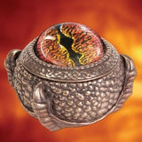 Land Dragon Trinket Box