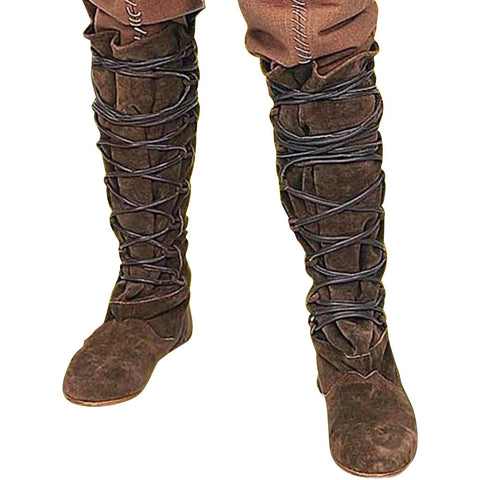 Locksley Boots - Costumes and Collectibles