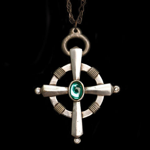 Locksley Cross Necklace