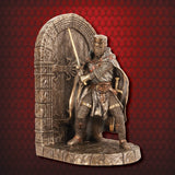 Maltese Knight Defense of the Realm Bookend