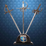 The Three Musketeers Letter Opener Set