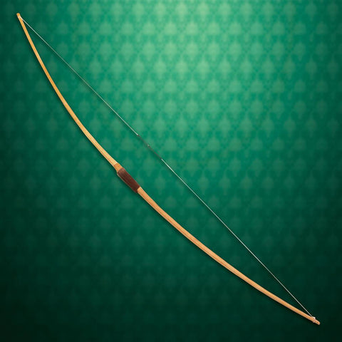 Oak English Longbow