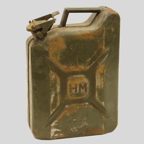 Original Czechoslovakian Jerry Can