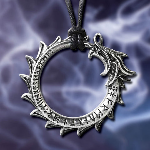 Ring of the Dragon Pendant