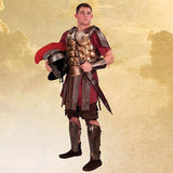 Roman Commander in full Body Armor