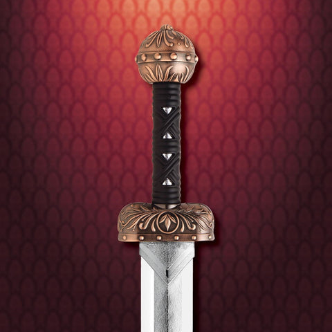 Roman Gladius Training Sword - Rubberized Hilt