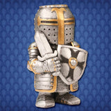Shorty Crusader Knight Statue