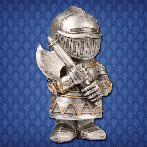 Shorty Milanese Knight Statue